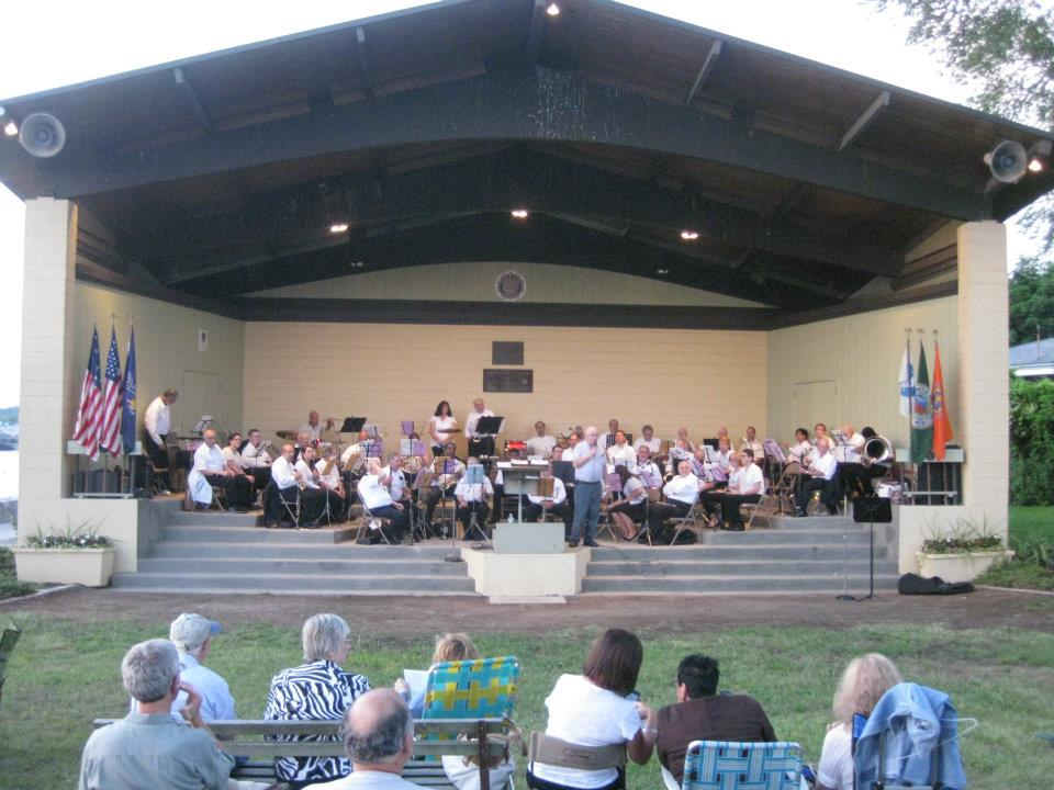 Sousa Band Shell--June 2012